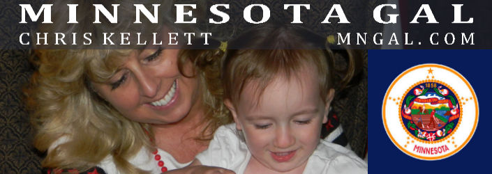 Chris Kellett granddaughter Brainerd MN Gal
