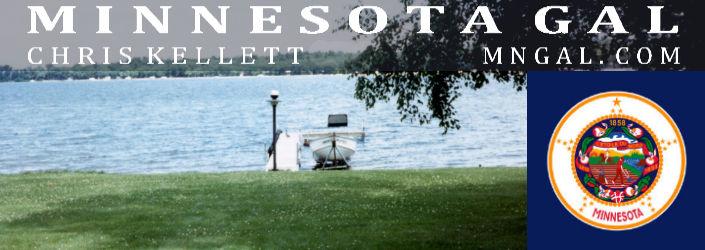 Gull Lake dock Nisswa MN Chris Kellett